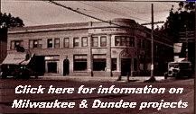 Wheeling, Illinois - Milwaukee and Dundee